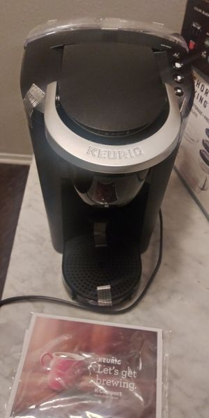 Keurig new in box coffe for Sale in Dallas, TX