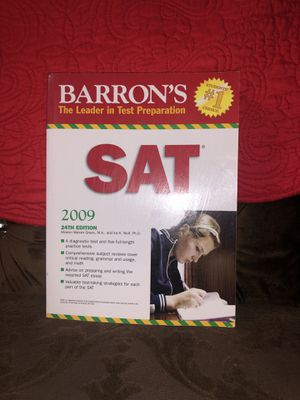 SAT Barrons for Sale in The Bronx, NY