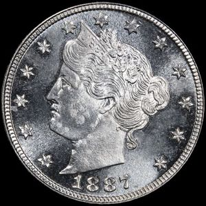 Liberty Nickel Graded for Sale in Laurel, MD