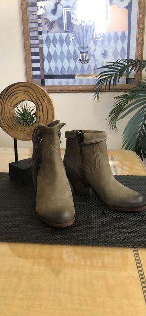 Sam Edelman Louie Ankle Zip Western Bootie Size 6 NEW for Sale in La Habra, CA