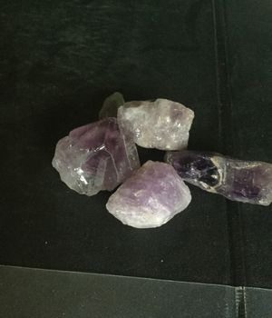 Amethyst rock for Sale in Tampa, FL