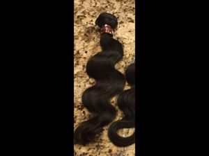 1 20 in Brazilian body wave 7a virgin hair for Sale in Baltimore, MD