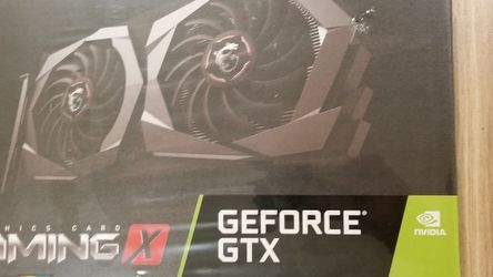 MSI Video G1650GX4 GeForce GTX 1650 Gaming Graphics Card for Sale in San Marino,  CA