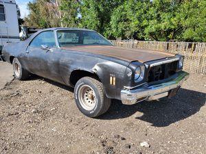 1974 chevy el camino for Sale in Stockton, CA