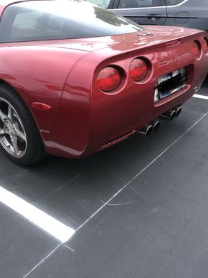 2000 Chevy Corvette For Sale $15k for Sale in San Diego, CA