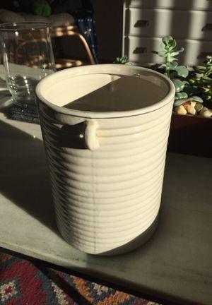 White Vase / Container for Sale in Santa Monica, CA