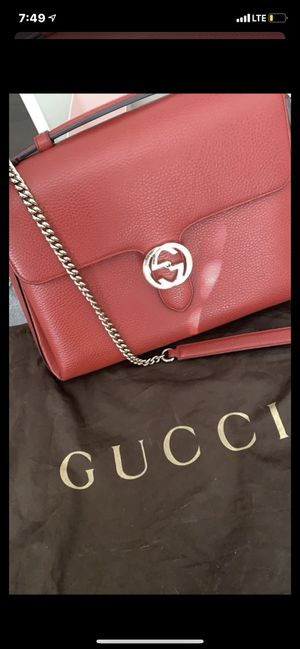 Gucci bag for Sale in Rancho Cucamonga, CA