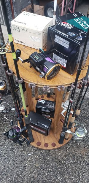 Spring fishing sale for Sale in Joliet, IL