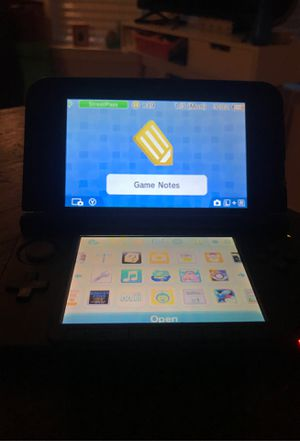 Nintendo 3DS XL (Red) for Sale in McDonough, GA