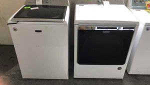 Maytag washer and Dryer NBLSA for Sale in La Mesa, NM
