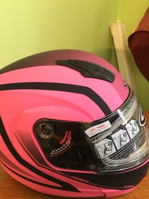Large snowmobile helmet with heated shield for Sale in Macomb, MI