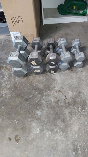 Dumbbells for Sale in Livermore, CA