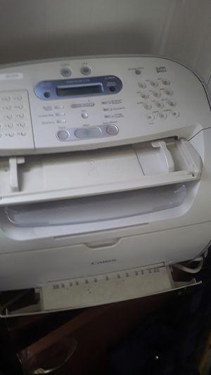 Canon super g3 fax machine and printer for Sale in Portsmouth, VA