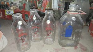 Antiques Milk Glass Bottles for Sale in Austin, TX