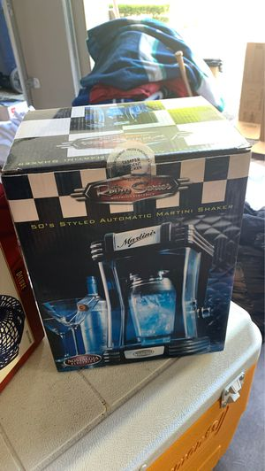 50s style martini shaker - new for Sale in Redmond, WA
