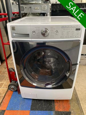 😍😍Washer Kenmore Large Capacity Front Load #799😍😍 for Sale in Melbourne, FL