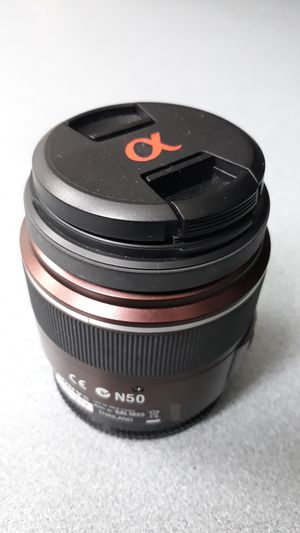 Sony DT 18-55MM F3.5-5.6 SAM Model SAL1855 DSL len for Sale in Madison Heights, MI