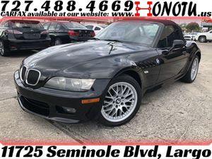 2001 BMW Z3 for Sale in Largo, FL