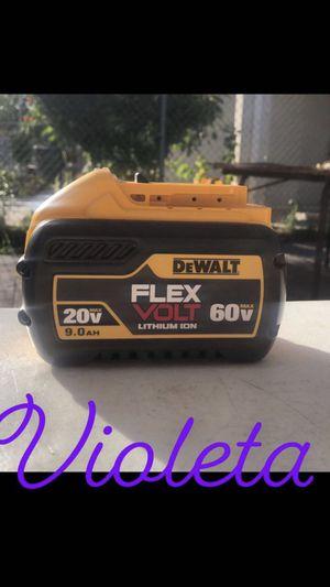 Dewalt battery 9.0 for Sale in Compton, CA