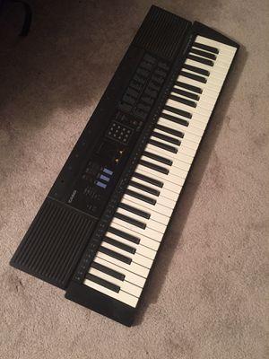 Casio keyboard for Sale in Philadelphia, PA