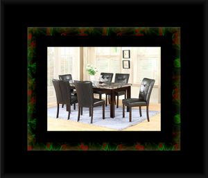 5pc dining table set with 4 chairs for Sale in Fairfax, VA
