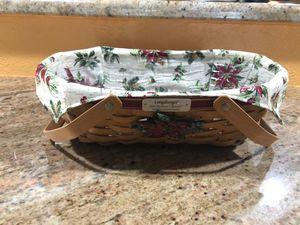 Longaberger basket for Sale in Fort Lauderdale, FL