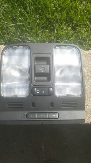 Acura TL or Acura TL Type S 2004 2005 2006 2007 2008 dome light with garage opener parts for Sale in Claremont, CA