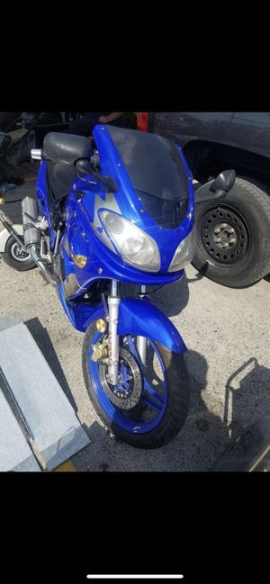 Motorcycle eagle 200 rsport for Sale in Chicago, IL