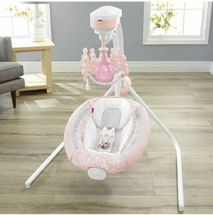 Graco Simple Sway Baby Swing, Abbington, One Size for Sale in Lauderhill, FL