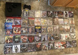 PS3 bundle with 53 games for Sale in Jonesboro, GA