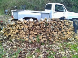 Half face cord roughly wood for Sale in Milton, FL