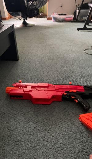 Giant monster Nerf automatic Nerf gun for Sale in Milford, DE