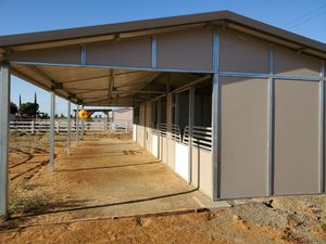 Horse stalls and tack room for Sale in Galt, CA