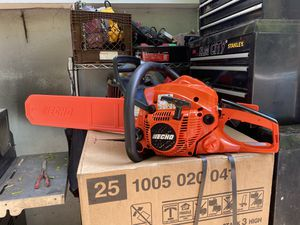 Brand new echo cs490 chainsaw for Sale in East Haven, CT