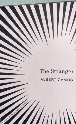 The Stranger novel for Sale in Fontana, CA