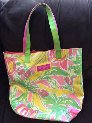 Lilly Pulitzer tote bag for Sale in Winter Springs, FL