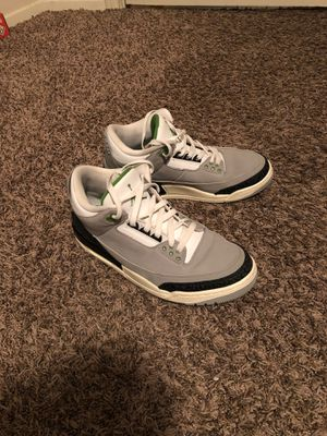 Jordan Chlorophyll 3's for Sale in Gladstone, OR