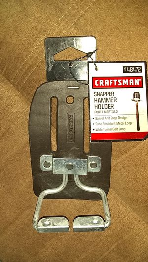 Craftsman snapper Hammer holder for Sale in Albuquerque, NM