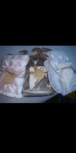 Reversible Baby Blankets for Sale in Redlands, CA