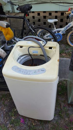 portable washing machine for Sale in Lakeland, FL