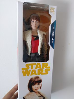 New Female Star Wars Action figure for Sale in Fort Myers, FL