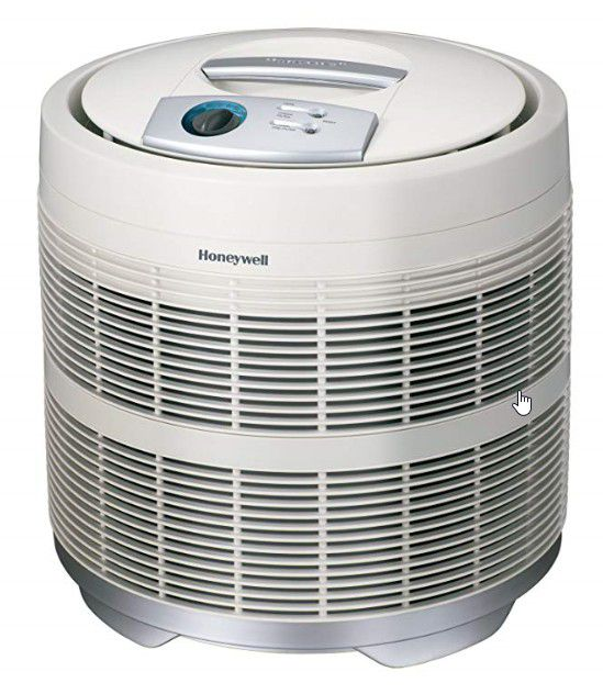 Honeywell True HEPA Air Purifier - model 50250 & 17000S