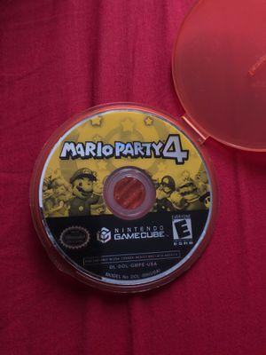Mario party 4 for Sale in Hyattsville, MD