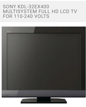 """Flat screen Sony 32"""" TV for Sale in Bellflower, CA"""