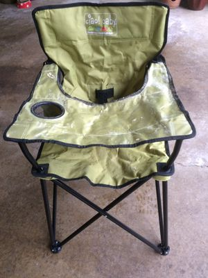 Ciao Baby Portable High Chair for Sale in Aurora, OH
