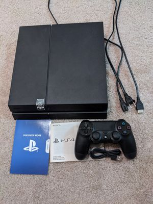 PlayStation 4 (PS4) - 500 GB for Sale in Falls Church, VA