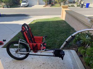 WeeHoo kids bike trailer third wheel for Sale in San Diego, CA