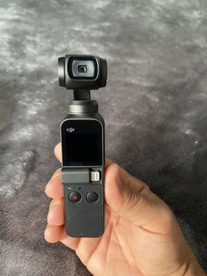 DJI Osmo Pocket with extra 3 in 1 Bracket for Sale in Southwest Ranches, FL