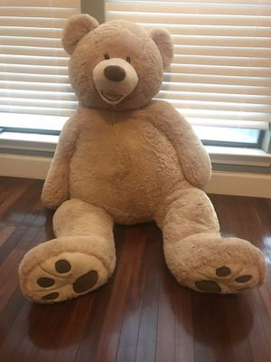 Giant stuffed bear for Sale in Dallas, TX