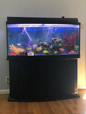 65 Gallon fish tank for Sale in Santa Clara, CA